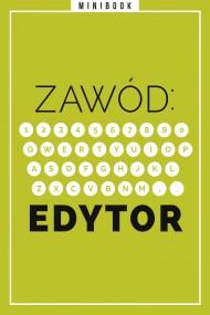 okładka Zawód: Edytor. Minibook. Ebook | EPUB,MOBI | autor zbiorowy