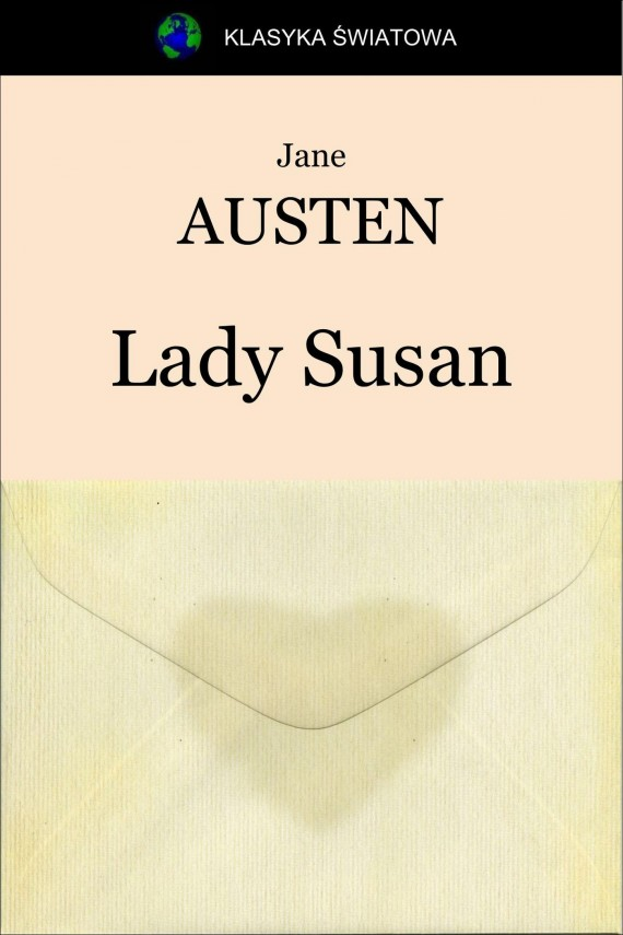 okładka Lady Susanebook | EPUB, MOBI | Jane Austen