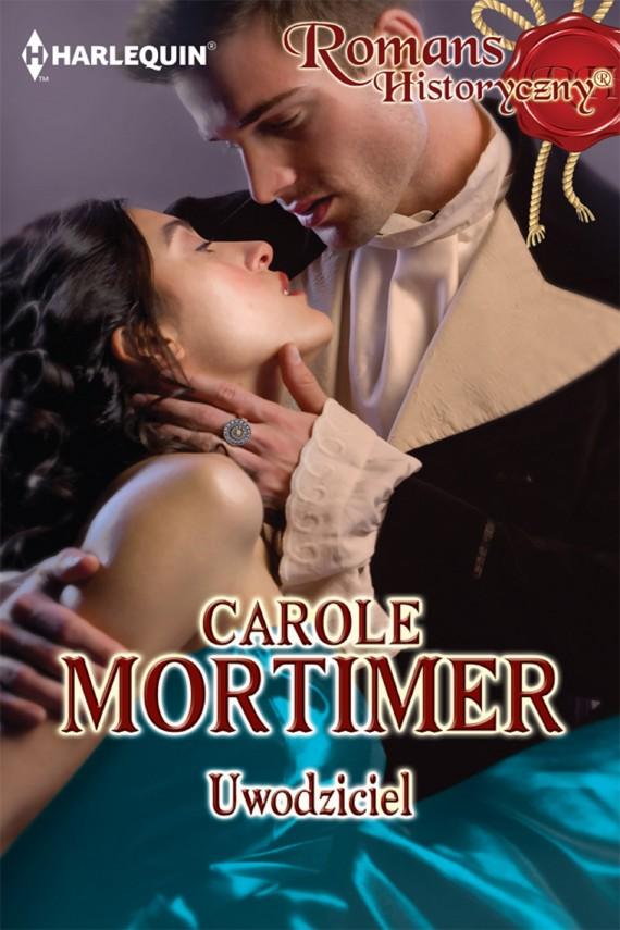 okładka Uwodzicielebook   EPUB, MOBI   Carole Mortimer