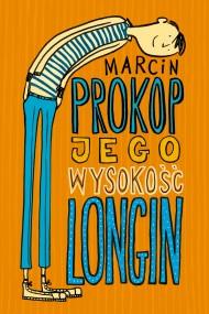 okładka Jego Wysokość Longin, Ebook | Marcin Prokop