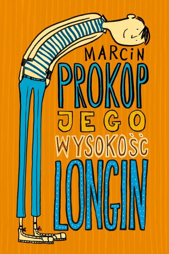 okładka Jego Wysokość Longinebook | EPUB, MOBI | Marcin Prokop