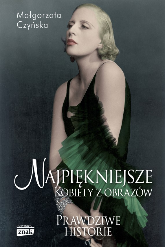 okładka Najpiękniejsze. Kobiety z obrazów. Ebook   EPUB, MOBI   Małgorzata Czyńska