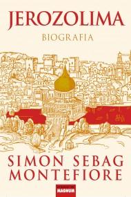 okładka Jerozolima. Biografia. Ebook   EPUB,MOBI   Simon Sebag Montefiore