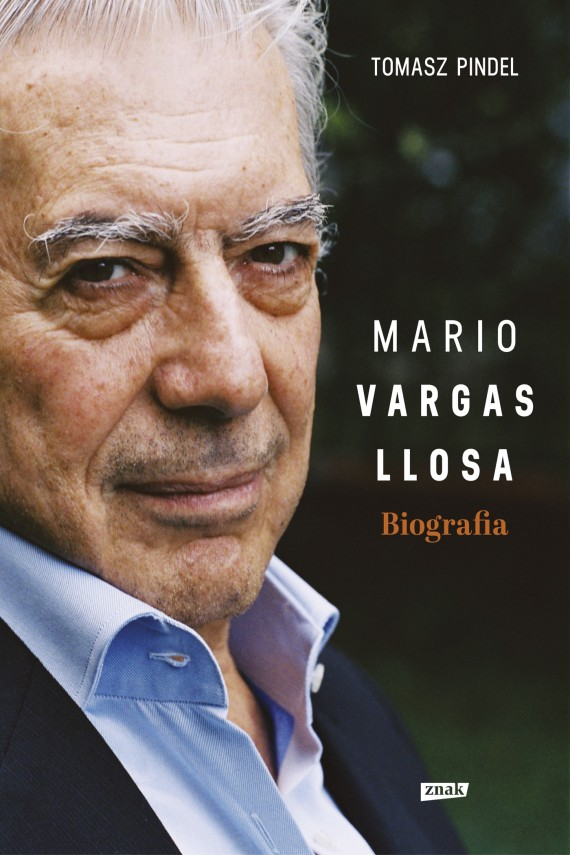 okładka Mario Vargas Llosa. Biografiaebook | EPUB, MOBI | Tomasz Pindel