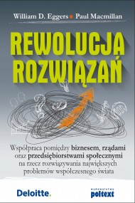 okładka Rewolucja rozwiązań. Ebook   EPUB,MOBI   William D.  Eggers, Paul Macmillan