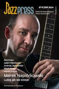 okładka JazzPRESS – styczeń 2014. Ebook | PDF | autor zbiorowy