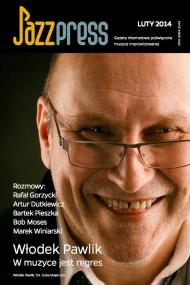 okładka JazzPRESS – luty 2014. Ebook | PDF | autor zbiorowy
