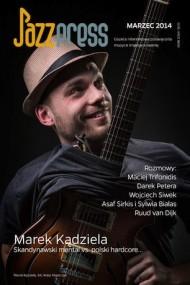 okładka JazzPRESS – marzec 2014. Ebook | PDF | autor zbiorowy
