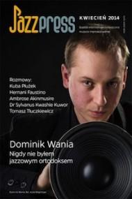 okładka JazzPRESS – kwiecień 2014. Ebook | PDF | autor zbiorowy