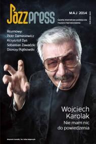 okładka JazzPRESS – maj 2014. Ebook | PDF | autor zbiorowy