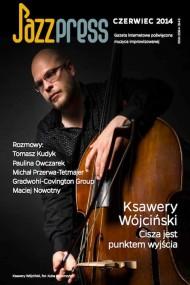 okładka JazzPRESS – czerwiec 2014. Ebook | PDF | autor zbiorowy