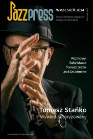 okładka JazzPRESS – wrzesień 2014. Ebook | PDF | autor zbiorowy