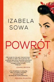 okładka Powrót. Ebook   EPUB,MOBI   Izabela Sowa