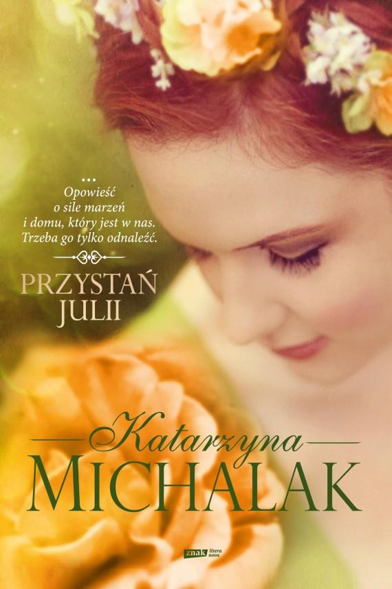 okładka Przystań Juliiebook | EPUB, MOBI | Katarzyna Michalak