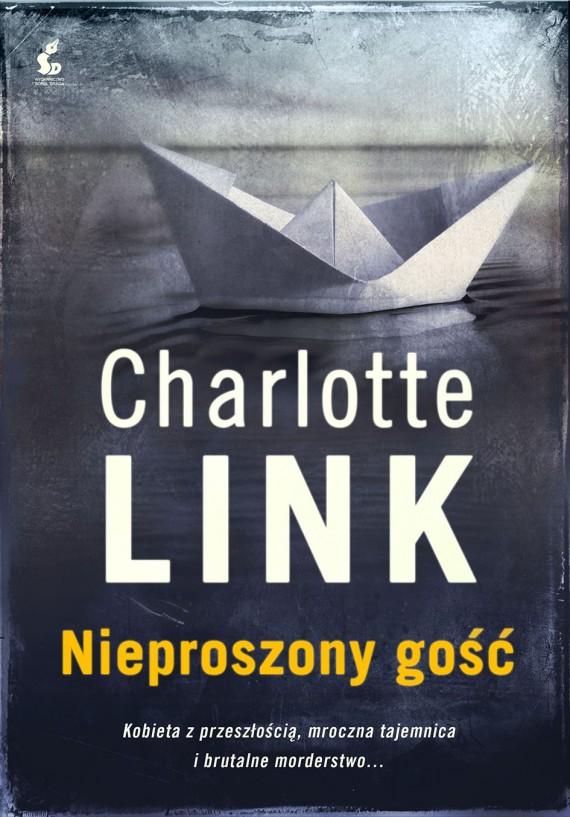 okładka Nieproszony gośćebook | EPUB, MOBI | Charlotte Link