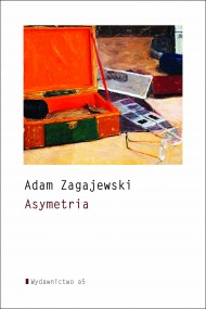 okładka Asymetria, Ebook | Adam Zagajewski