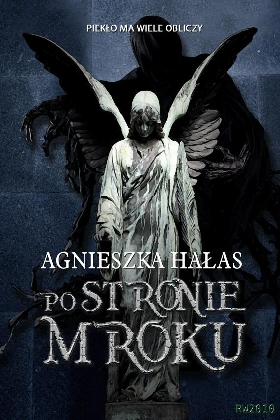 okładka Po stronie mroku. Ebook | EPUB, MOBI | Agnieszka Hałas