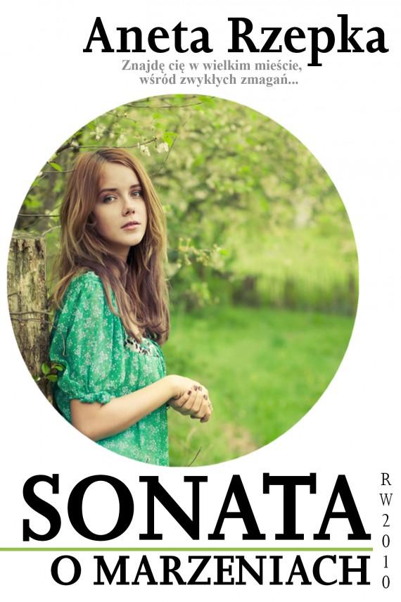 okładka Sonata o marzeniach. Ebook   EPUB, MOBI   Aneta Rzepka