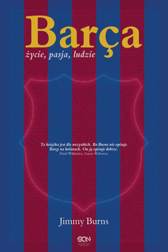 okładka Barça. Życie, pasja, ludzieebook | EPUB, MOBI | Jimmy Burns