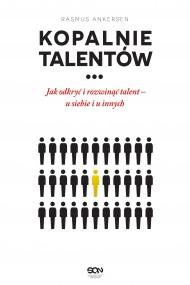 okładka Kopalnie Talentów. Ebook | papier | Rasmus Ankersen