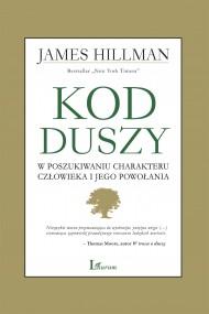 okładka Kod duszy. Ebook | papier | James  Hillman