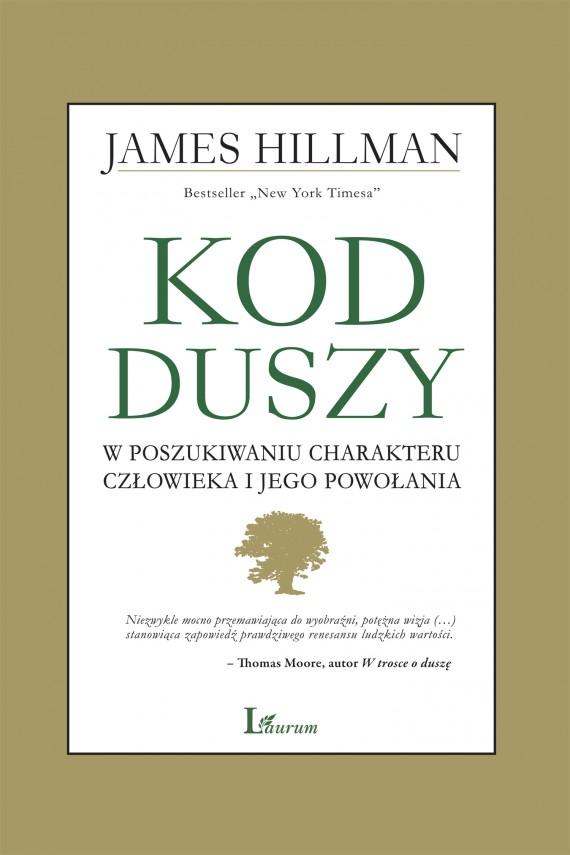 okładka Kod duszyebook   EPUB, MOBI   James  Hillman