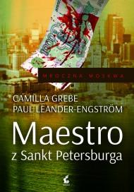 okładka Maestro z Sankt Petersburga, Ebook | Camilla Grebe, Paul Leander-Engström