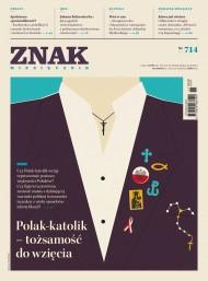 okładka ZNAK Miesięcznik nr 714 (11/2014). Ebook | EPUB,MOBI | autor zbiorowy