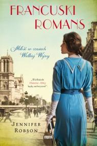 okładka Francuski romans. Ebook | EPUB,MOBI | Jennifer  Robson