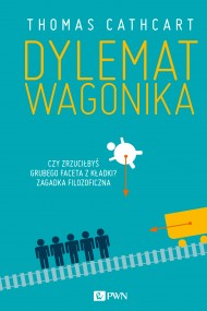 okładka Dylemat wagonika, Ebook | Thomas  Cathcart