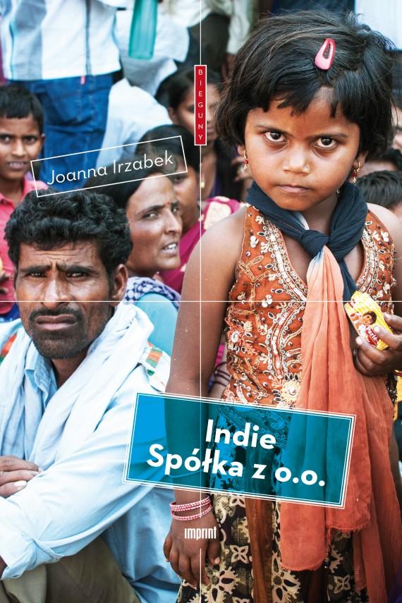 okładka Indie Spółka z o.o.ebook | EPUB, MOBI | Joanna  Irzabek