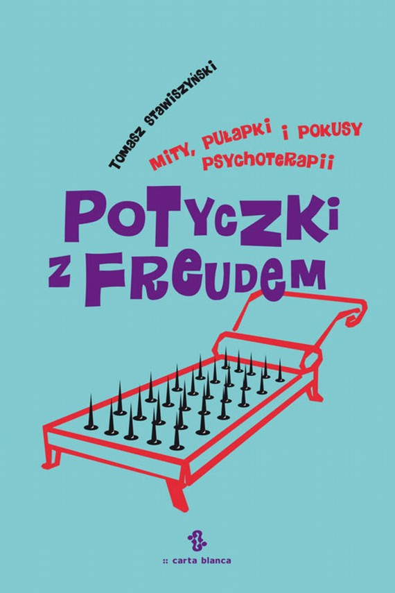 okładka Potyczki z Freudemebook | EPUB, MOBI | Tomasz  Stawiszyński
