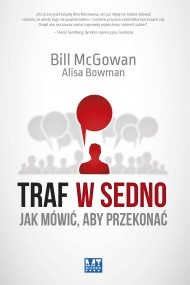 okładka Traf w sedno. Ebook | papier | Bill  McGowan