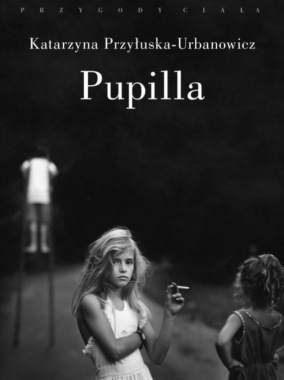 okładka Pupillaebook | EPUB, MOBI | Katarzyna Przyłuska-Urbanowicz