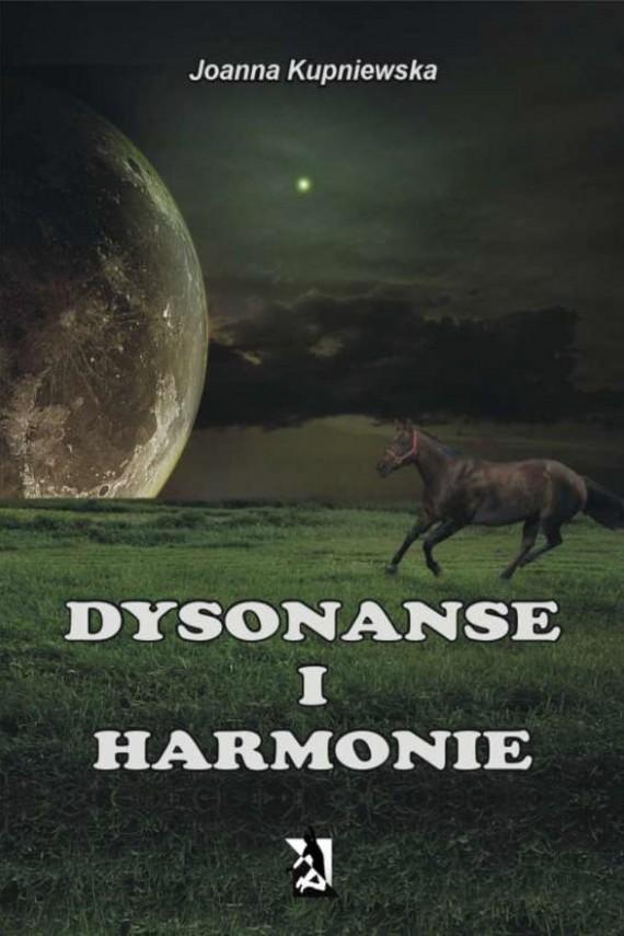 okładka Dysonanse i harmonie. Ebook | EPUB, MOBI | Joanna  Kupniewska