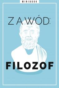 okładka Zawód: filozof. Minibook. Ebook | EPUB,MOBI | autor zbiorowy