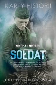 okładka Sołdat. Ebook | EPUB,MOBI | Nikołaj  Nikulin