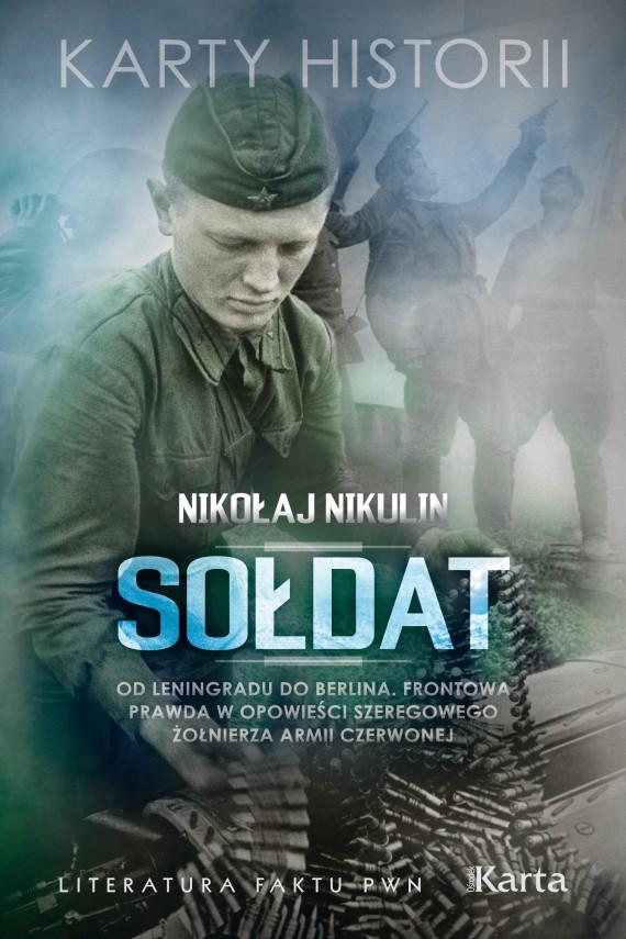 okładka Sołdat. Ebook | EPUB, MOBI | Nikołaj  Nikulin