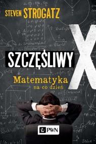 okładka Szczęśliwy X, Ebook | Steven Strogatz