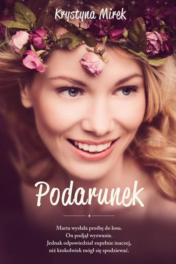 okładka Podarunekebook | EPUB, MOBI | Krystyna Mirek