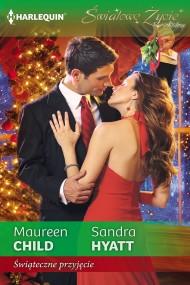 okładka Świąteczne przyjęcie. Ebook | EPUB,MOBI | Maureen Child, Sandra Hyatt