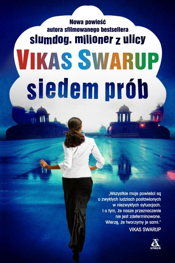 okładka Siedem prób. Ebook | EPUB, MOBI | Vikas Swarup