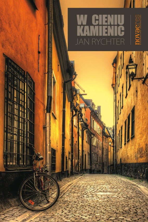 okładka W cieniu kamienic. Ebook | EPUB, MOBI | Jan  Rychter