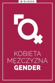 okładka Kobieta Mężyczna Gender. Minibook. Ebook | EPUB,MOBI | autor zbiorowy
