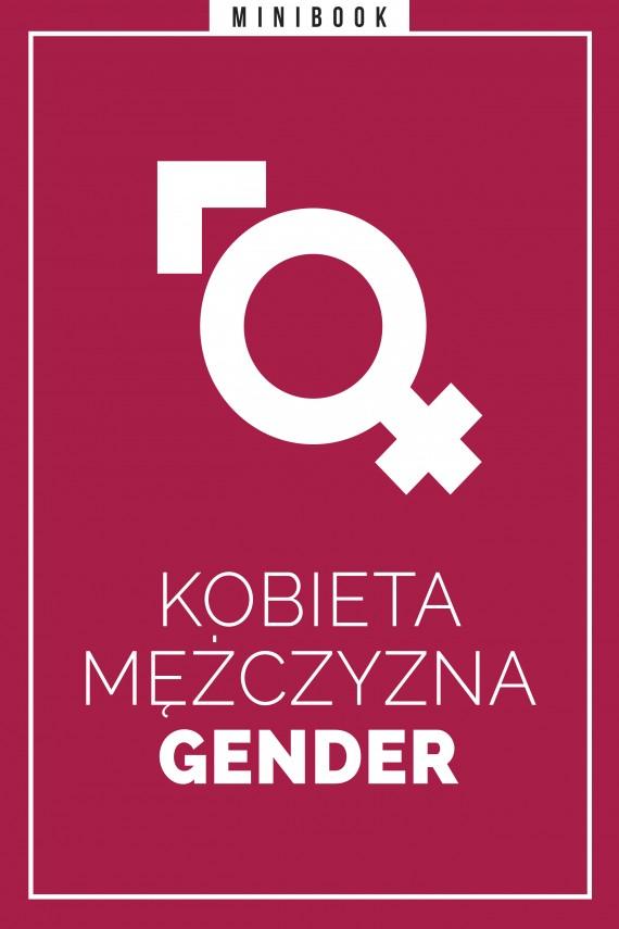 okładka Kobieta Mężyczna Gender. Minibook. Ebook | EPUB, MOBI | autor zbiorowy