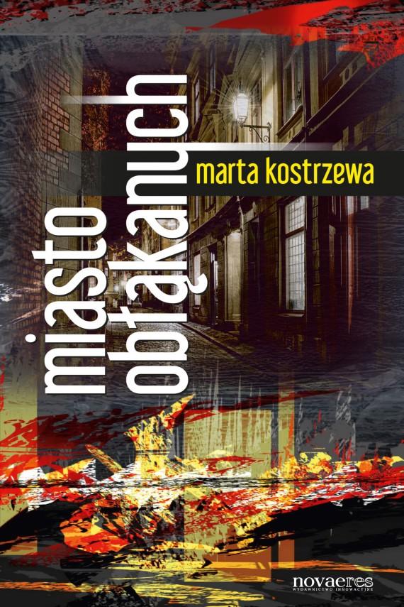 okładka Miasto obłąkanych. Ebook   EPUB, MOBI   Marta  Kostrzewa