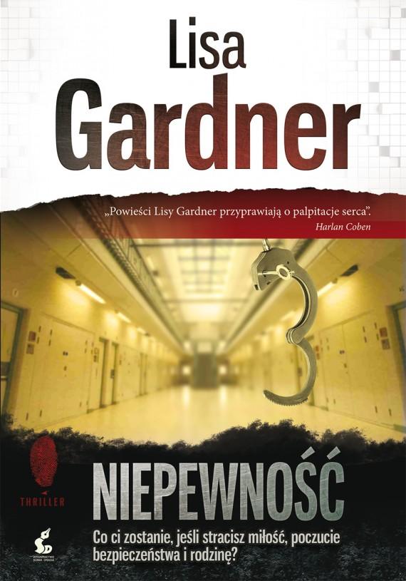 okładka Niepewność. Ebook   EPUB, MOBI   Lisa Gardner