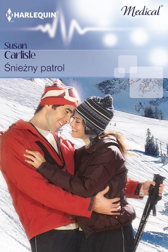 okładka Śnieżny patrolebook | EPUB, MOBI | Susan Carlisle