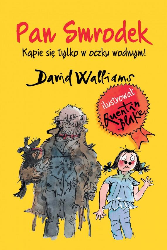 okładka Pan Smrodekebook | EPUB, MOBI | David  Walliams