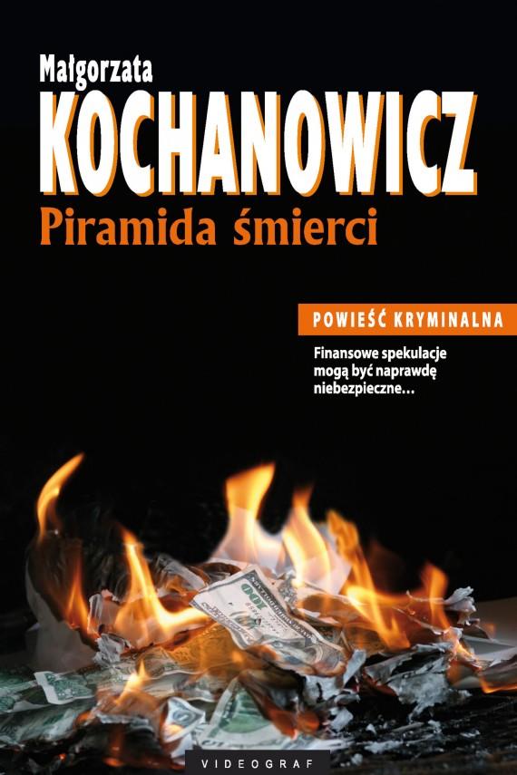 okładka Piramida śmierci. Ebook   EPUB, MOBI   Małgorzata Kochanowicz